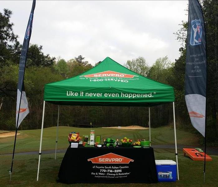 Fayette County Chamber Golf Tournament 3.28.16