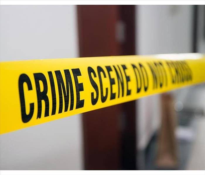 Why SERVPRO Trauma & Crime Scene Cleanup