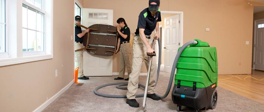 Fayetteville, GA residential restoration cleaning